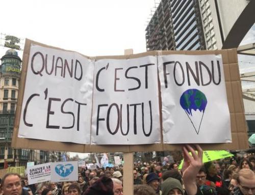 MOBILISATIONS POUR LE CLIMAT 20 ET 21 SEPTEMBRE