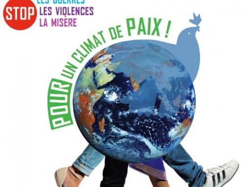 Samedi 21 septembre : ensemble pour la paix !