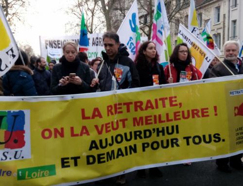 Amplifier la mobilisation et la grève pour gagner !