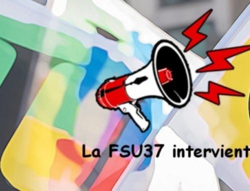 Macron à Tours – La FSU37 reçue en audience